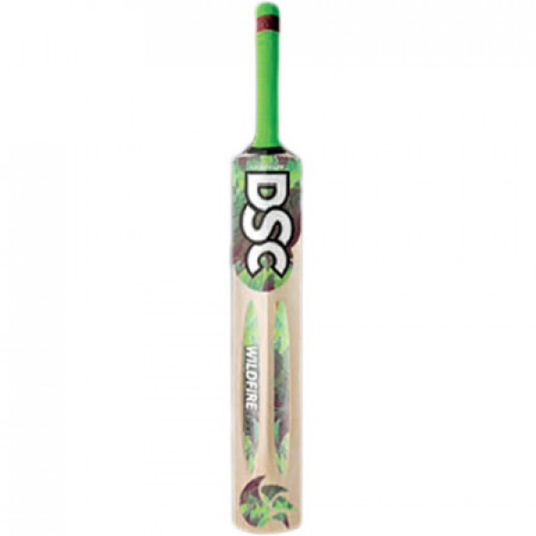 DSC Wildfire Flame Tennis Cricket Bat