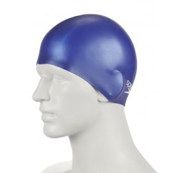 Kids' Plain Moulded Silicone Cap