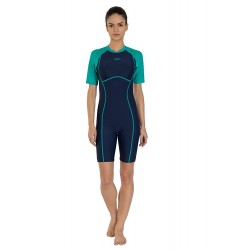 Speedo Female Swimwear Essential Spliced Kneesuit